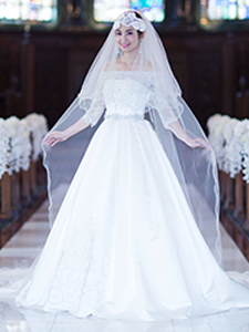 武雄結婚式場 ドレス